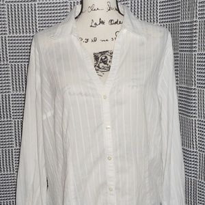 Merona button down blouse